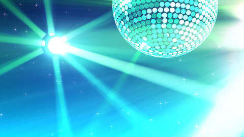 Mirror Ball 2b I Cc 3 HD Stock Video Footage