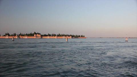 VENICE Island 1 Stock Video Footage