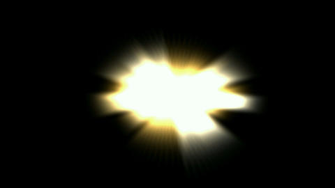 explosion power rays laser energy field in space Stock Video Footage