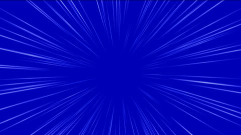travel in universe,rays light & time tunnel Animation