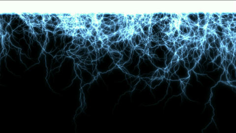 lightning magnetic field Animation