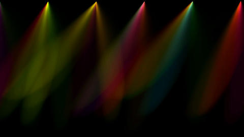 stage light Stock Video Footage