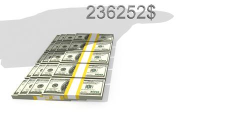 twenty trillion dollars Stock Video Footage
