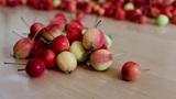 pile apples Footage