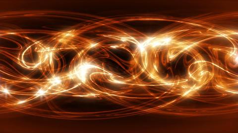 Lory - Fiery Fractal Video Background Loop Stock Video Footage
