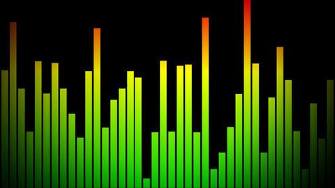 audio bar Stock Video Footage