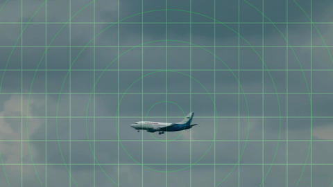 aircraft Stock Video Footage