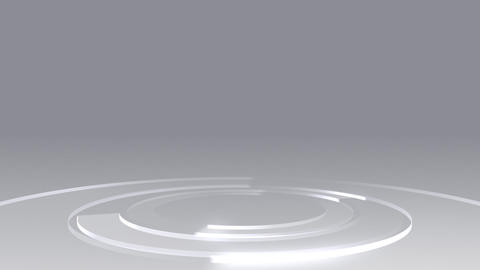 Circle Stage Aa 7b HD Stock Video Footage