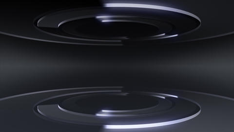 Circle Stage Ab 2b HD Stock Video Footage