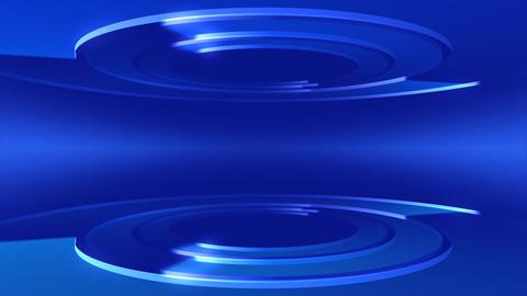 Circle Stage Af 2b HD Stock Video Footage