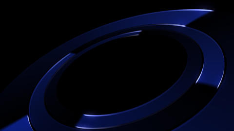Circle   Stage   Gb 3b   HD Stock Video Footage