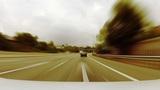 Car trip 03 Footage