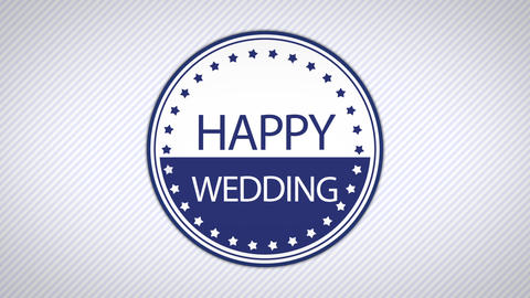 Wedding title 6 Animation