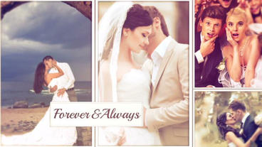 Wedding Photos After Effects Project