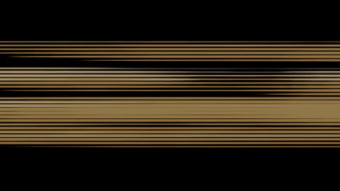 Horizontal Brown Bars Lines Animation Motion Background Animation