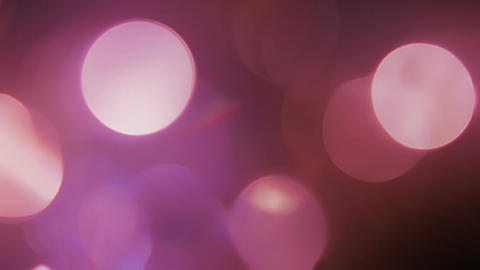 Light Leaks and Bokeh 01 Animation
