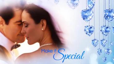 Crystal Wedding Slideshow Plantilla de After Effects
