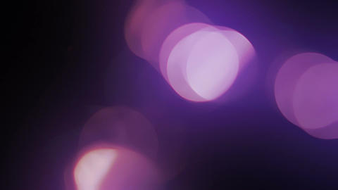 Light Leaks and Bokeh 14 Stock Video Footage