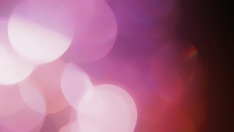 Light Leaks and Bokeh 21 Animation