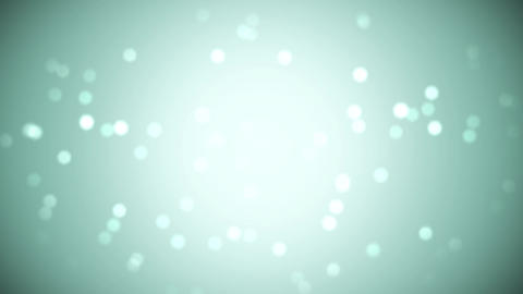 Bokeh Particles Floating - Motion Background Animation Loopable Animation