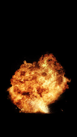 Explosion Footage