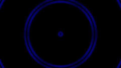 [Loop]VJ material of circular pattern 動畫