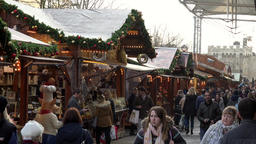 Great Britain England Southampton 43 Christmas Market at West Quay Center