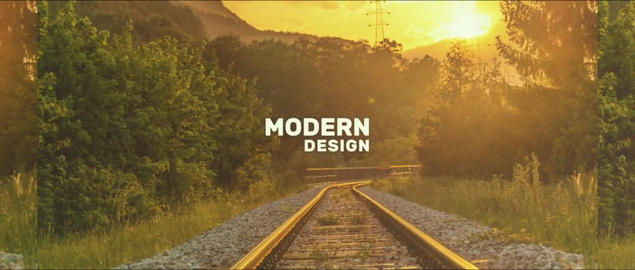 Modern Dynamic Intro After Effects Template