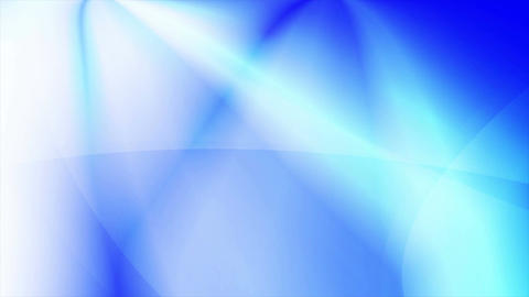 Abstract blue shiny video animation Animation