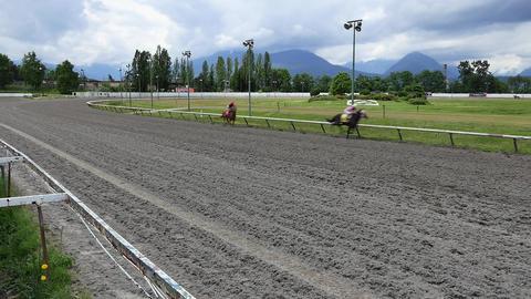 Racing Jockeys Filmmaterial