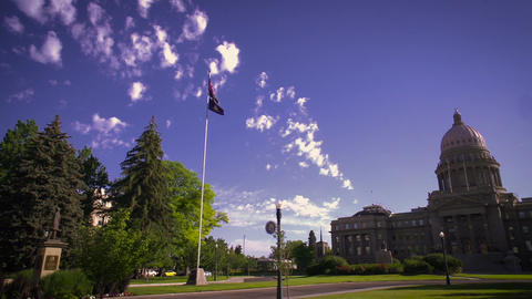 Boise Capitol Pan down Archivo
