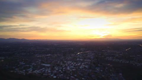 Sunset over Phoenix ビデオ