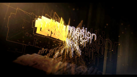 Glitch Neon Logo 4 After Effects Template