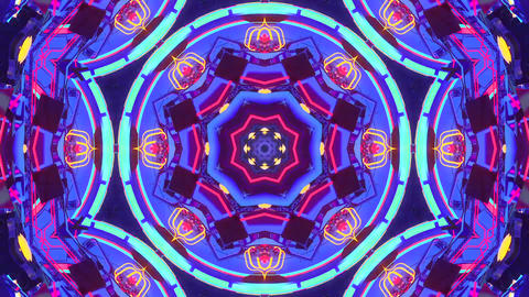 kaleidoscope architecture pattern 2 Animation
