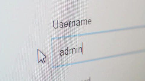 Write Username