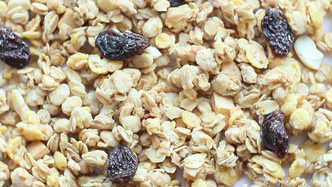 Musli With Raisins 2