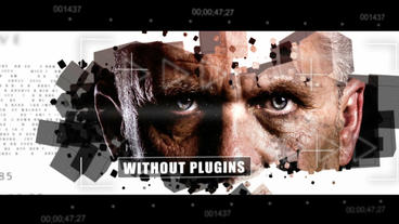 Epic Inspiring Cinematic Particular Slideshow After Effects Templates