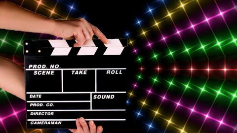 FILM CLAPBOARD Animation