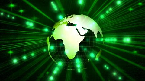 DIGITAL GREEN WORLD Image