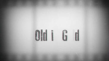 Old is Gold Plantilla de After Effects