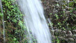 Waterfall in the park 14