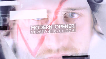 Modern Opener 10 After Effects Template