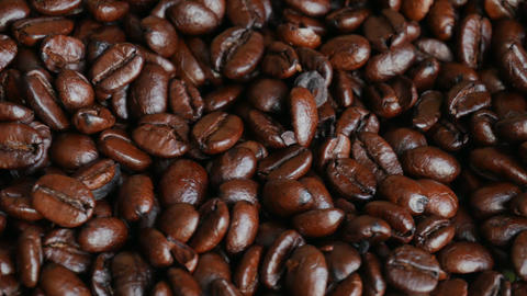 Coffee beans Footage