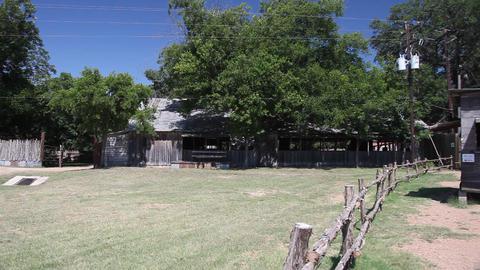 Luckenbach Texas Dance Hall Filmmaterial