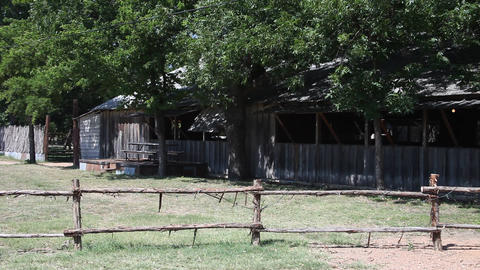 Luckenbach Texas Dance Hall Live Action