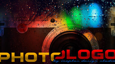 Photologo Apple Motion-Vorlage
