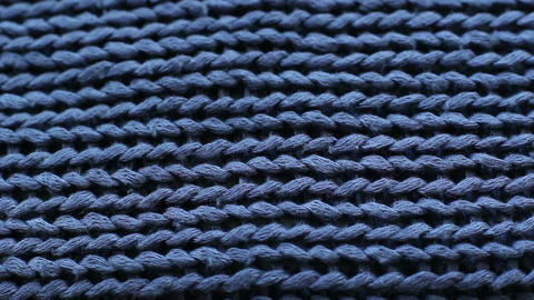 Knitted Fabric 6 Footage