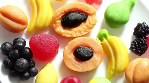 Rotation Fruit Marmalade Image