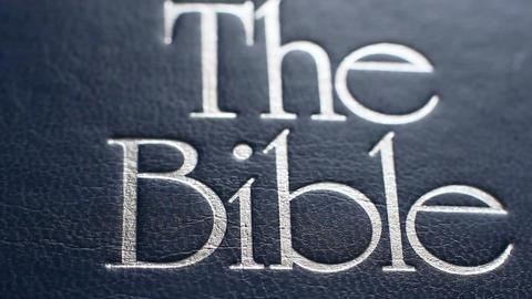 The Book Is The Bible 2 Footage