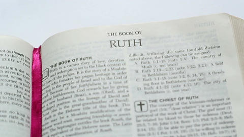 The Book Of Ruth Footage